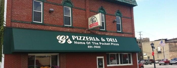 G's Pizzeria & Deli is one of Edward'ın Beğendiği Mekanlar.