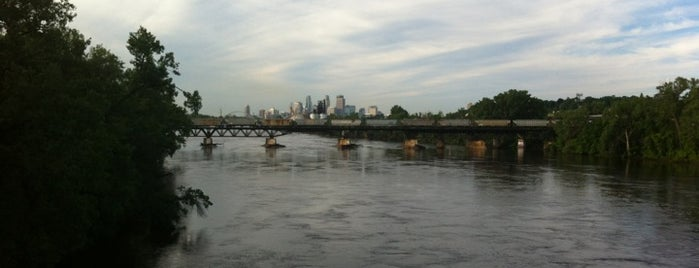 Camden Bridge is one of Bridges in Minneapolis-St. Paul.