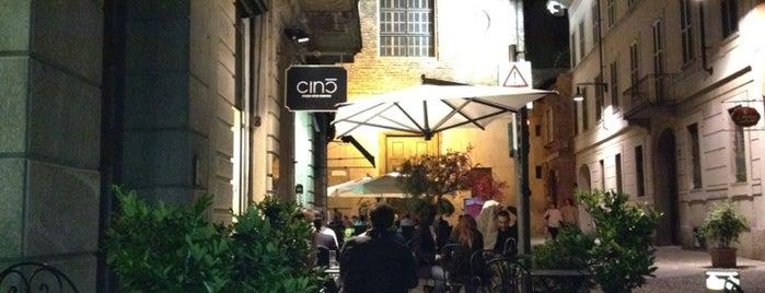 Cinc is one of Milan/Como.