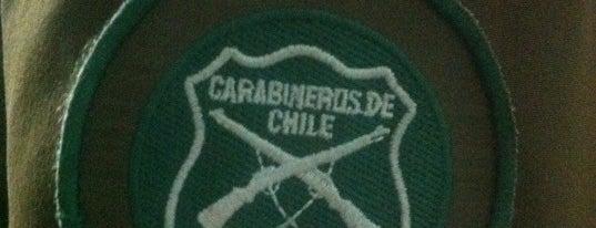 1° Comisaría  de Carabineros is one of Santiago Centro 2.