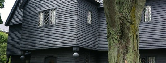 Witch House is one of Maine Trip To Do.