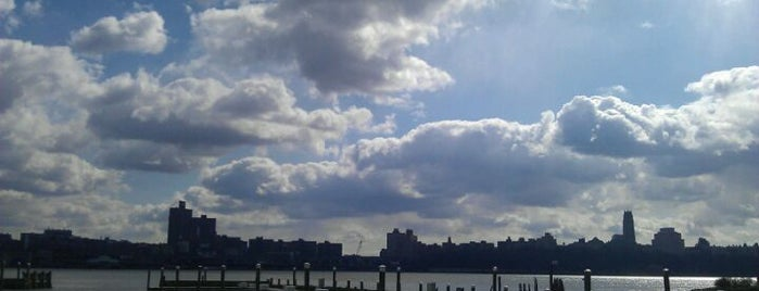 Hudson River Greenway is one of ..can follow here or on twitter @hellocouture.