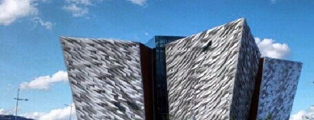 Titanic Belfast is one of Belfast.