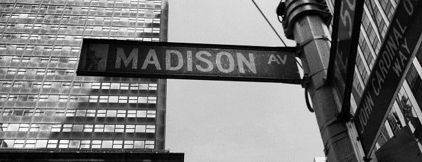 437 Madison Avenue is one of Rus 님이 좋아한 장소.