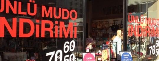 Mudo City is one of Π'ın Beğendiği Mekanlar.
