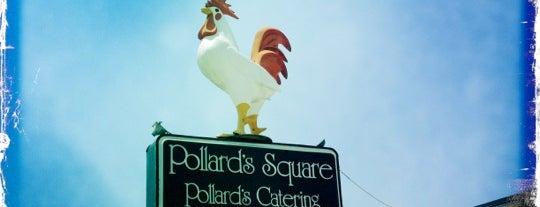 Pollard's Chicken is one of Orte, die Dawn gefallen.