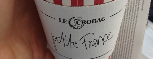 Le Crobag is one of germany.