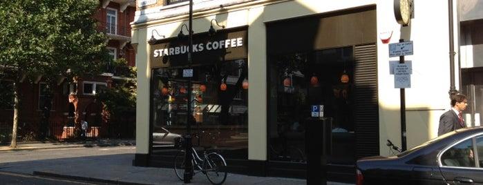 Starbucks is one of Local: Chelsea & Kensington.