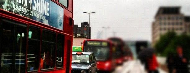 Waterloo Bridge is one of London Favorites.