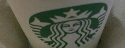 Starbucks is one of Yunus : понравившиеся места.