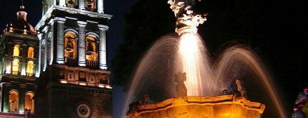 Para el desestrés en Puebla