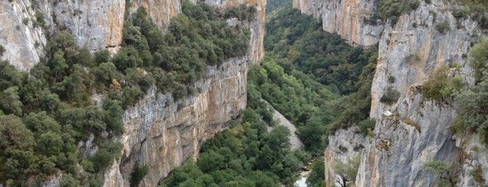 Mirador Foz De Arbayun is one of Reyno de Navarra, Tierra de Diversidad.