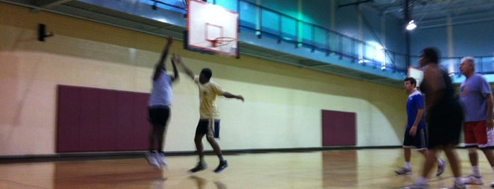 McCleskey-East Cobb Family YMCA is one of #FitBy4sqDay Tips.
