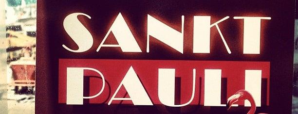 St. Pauli is one of StorefrontSticker #4sqCities: Hamburg.