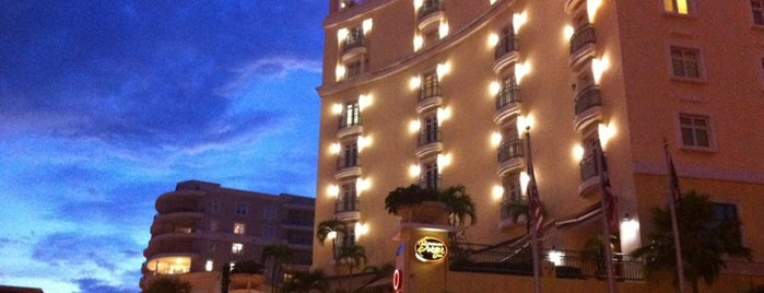 Sheraton Old San Juan Hotel is one of Hotels, Resorts & B&B.