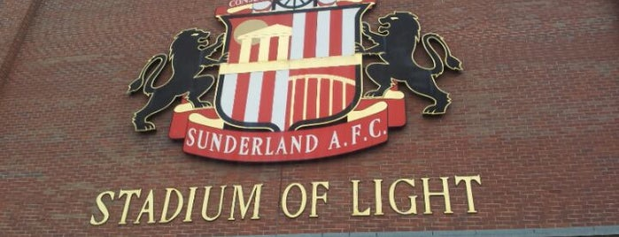 Stadium of Light is one of Stadium.