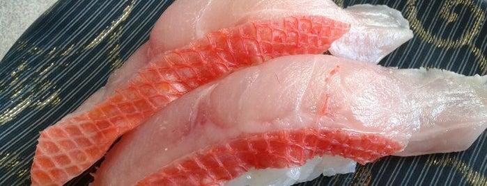 地魚 回転寿司 魚どんや is one of Shimoda.