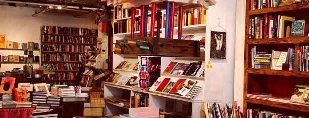 Spoonbill & Sugartown Books is one of Williamsburg.