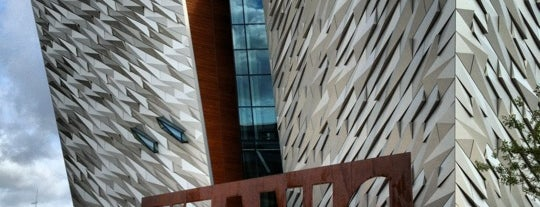 Titanic Belfast is one of Inspired locations of learning.