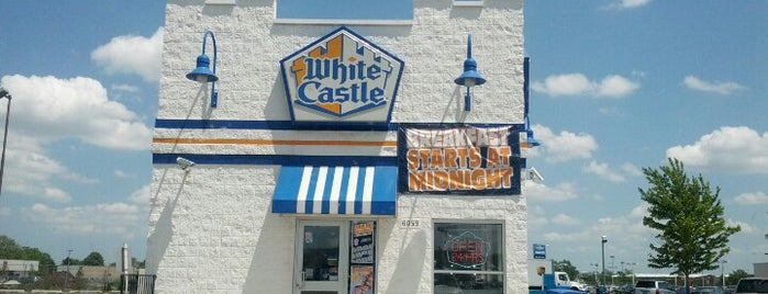 White Castle is one of Route 66 Roadtrip.