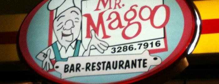 Mr. Magoo is one of Porto Alegre.