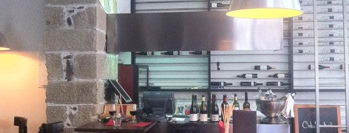 Chez Lucien is one of Foodie places in Geneva area.