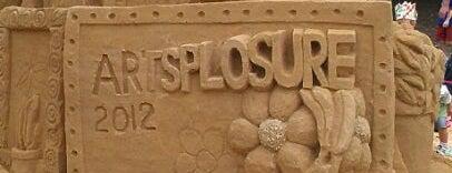 Artsplosure is one of Raleigh Favorites.