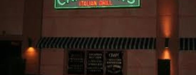 Carrabba's Italian Grill is one of Orte, die Donna gefallen.