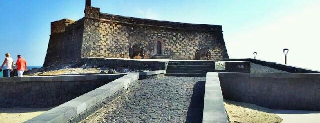 Castillo de San Gabriel is one of Lanzarote, Spain.