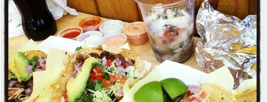 Oscar's Mexican Seafood is one of California dreamin.