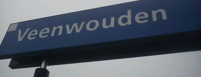 Station Feanwâlden is one of Friesland & Overijssel.