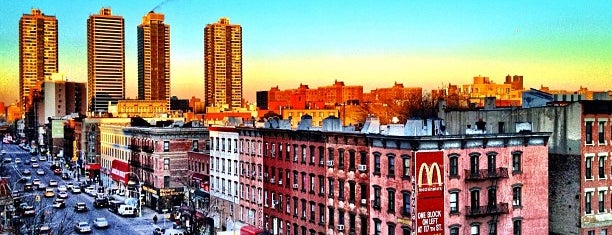 Spanish Harlem (El Barrio) is one of NYC.