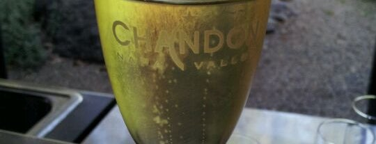 Domaine Chandon is one of Best Places to Check out in United States Pt 6.