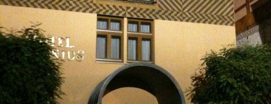 Hotel Arminius is one of Posti che sono piaciuti a Danila.