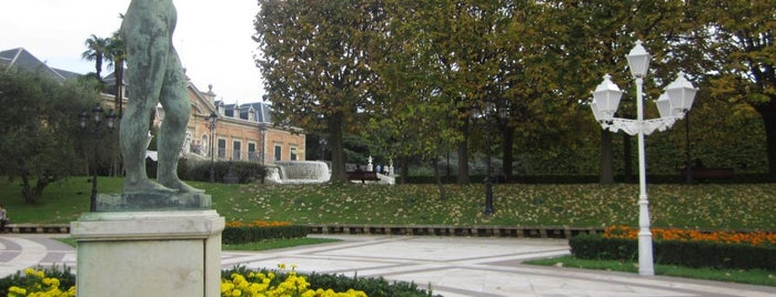Jardins de Joan Maragall is one of Barcelona musts.