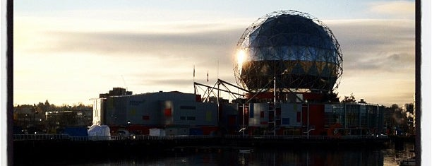 Science World at TELUS World of Science is one of Out & About in Vancouver B.C..