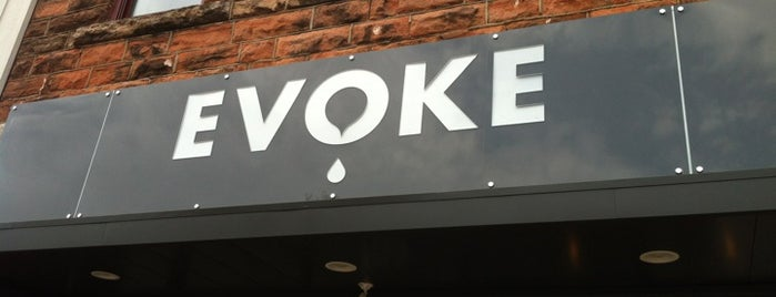 Cafe Evoke is one of Ashley 님이 좋아한 장소.