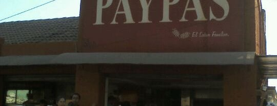 Paypas is one of Tempat yang Disukai Julio.