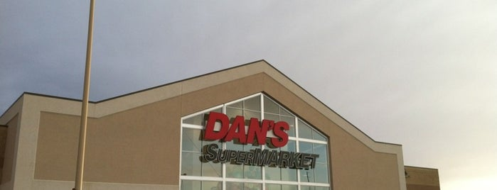 Dan's Supermarket is one of Kurt'un Beğendiği Mekanlar.