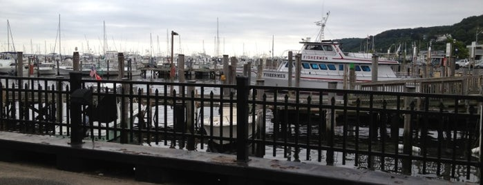 Sissy's At The Harbor is one of Foodie NJ Shore 1.