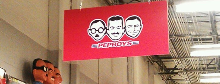 Pep Boys Auto Parts & Service is one of Stephenさんのお気に入りスポット.
