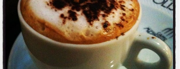 Caffe Metropolis is one of CWB - Cafés.