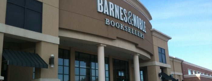 Barnes & Noble is one of Food and Drink.