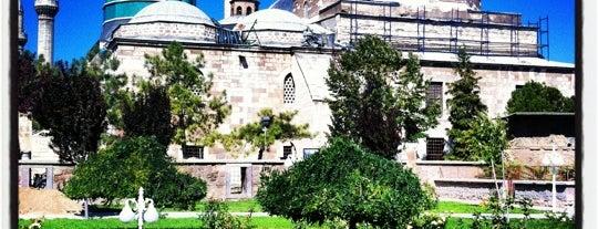 Musée Mevlana is one of * GİDİYORUZ :)).