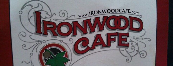 Ironwood Café Westlake is one of Cleveland To Do.
