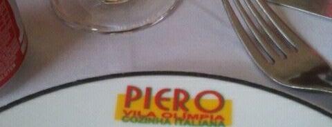 Piero - Cozinha Italiana is one of Posti che sono piaciuti a Charles.
