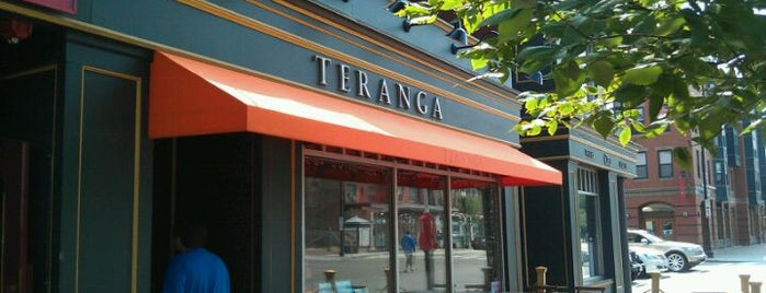 Teranga is one of Boston Yet To Do.