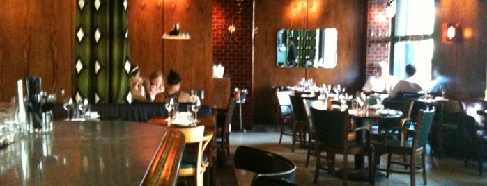B&B Winepub is one of 5-Block Food Radius from Greenwich Village Apt.