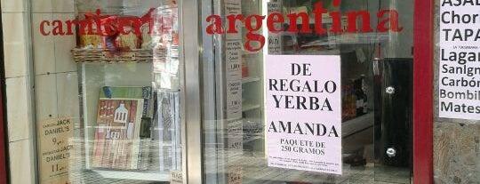 Delicatessen Argentina is one of Tiendas de comida de otros paises.