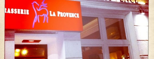 Brasserie La Provence is one of Best of Hamburg.